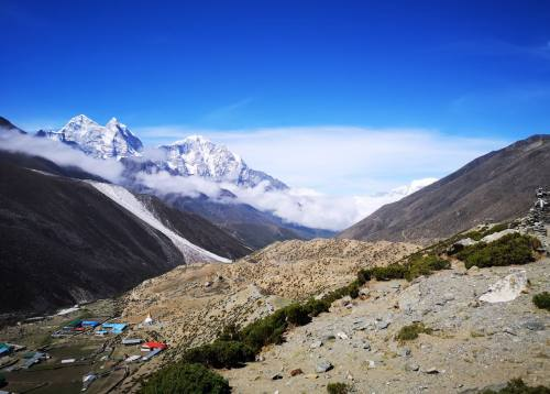 Everest Base Camp Trek in the Monsoon Season