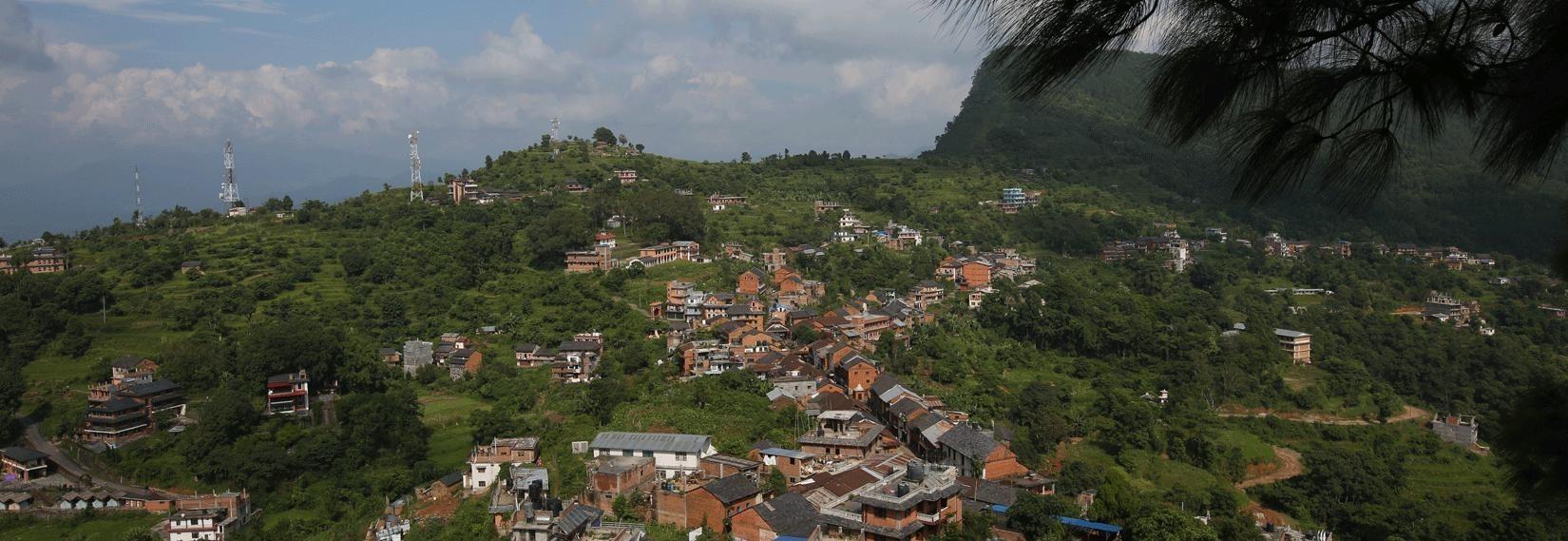 Bandipur in Nepal