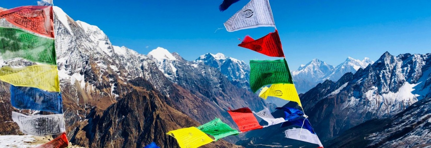 Manaslu Panoramic Mountain