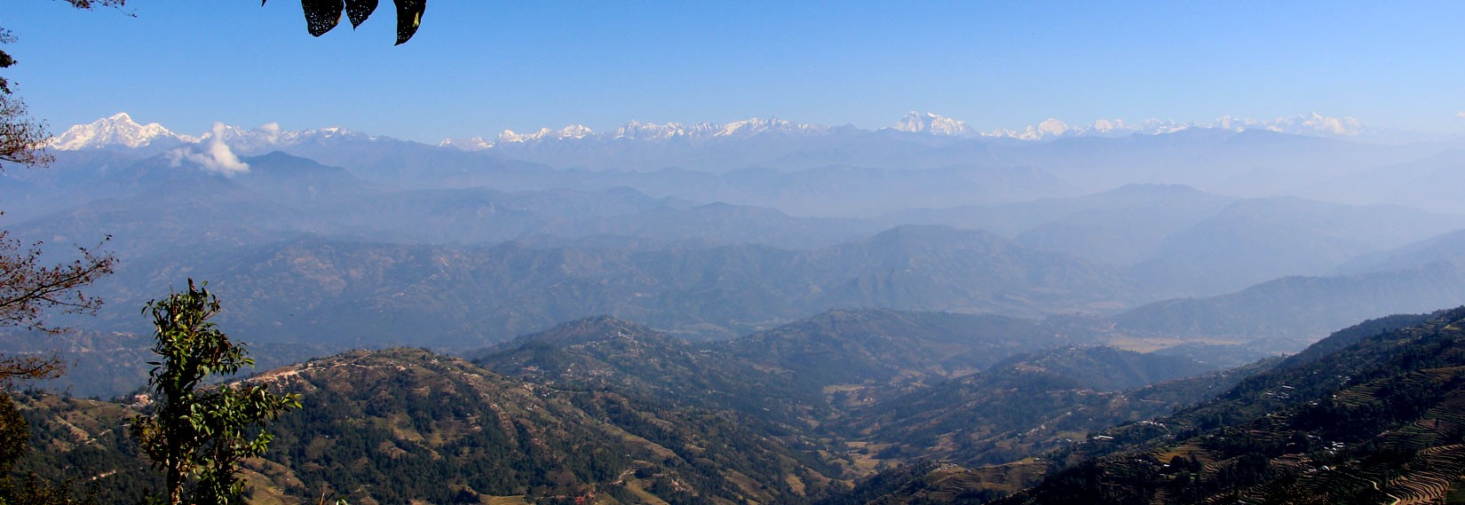 Mountain View from Nagarkot