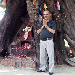 Kumod Adhikari