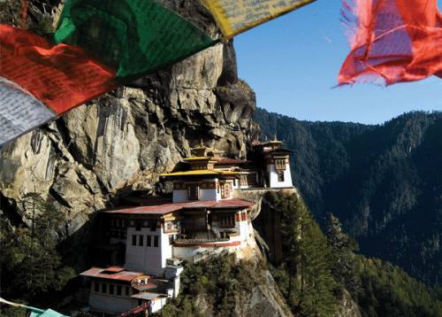 Bhutan Short Tour