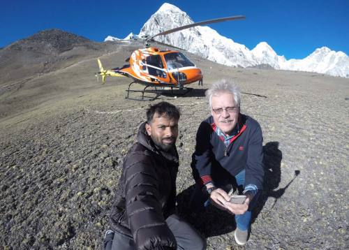 Everest Base Camp Helicopter Day Tour
